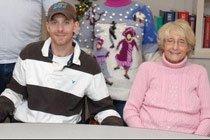 Внук спасает бабушку, дарит часть печени бабушке