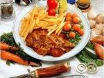 Английские чиновники приняли решение обложить налогом на ожирение fast food.